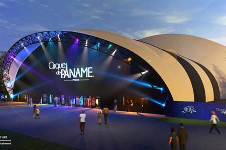 Cirque de Paname : offres exclusives, Salle de location Paris Bois de Boulogne #0