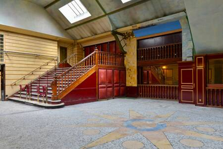 Club Montenotte, Salle de location Paris Ternes #0
