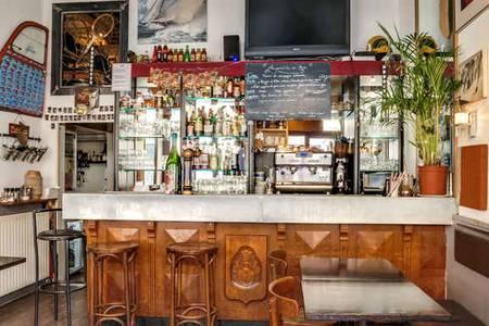 Le café Des Antiquaires, Bar Lyon Ampère - Victor Hugo #0