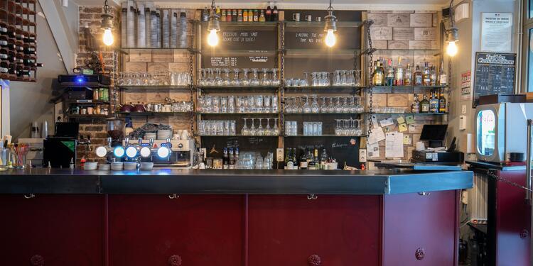 Le Disparu, Bar Paris Ménilmontant  #0