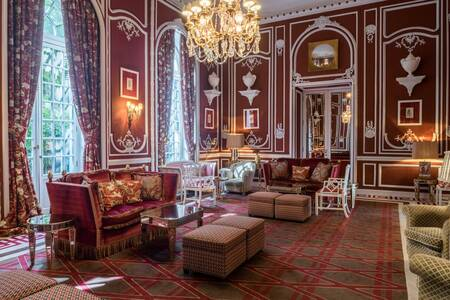 Hotel Santo Mauro, Sala de alquiler Madrid Chamberí #0