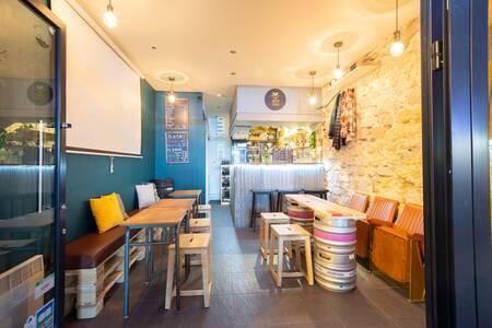 barBchemise, Bar Paris Saint Ambroise #0