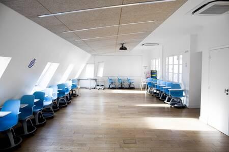 Liberté Living-Lab : Player in Paris, Salle de location Paris Sentier #0