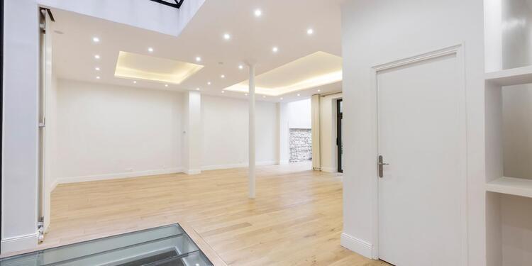 Galerie MR 65, sous-sol, Salle de location Paris Le Marais #0