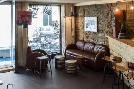 Le Café Galerie (FERMÉ), Bar Lyon Rhône #0