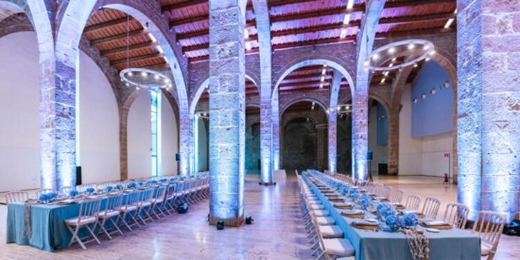 Museu Marítim de Barcelona, Sala de alquiler Barcelona El Raval #0