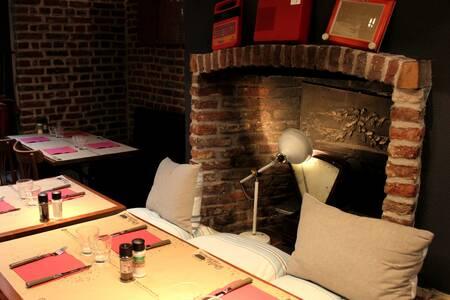 Les Fils à Maman Lille, Restaurant Lille Vieux - Lille  #0