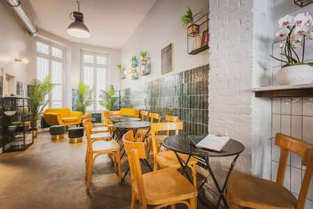 Hostaria Urbana (privatisation complète), Salle de location Paris Ledru-Rollin #0