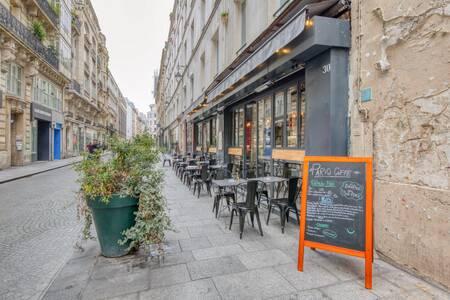 Parigi Caffè, Bar Paris Arts et Métiers  #0