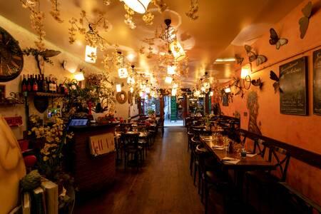 Il Gigolo, Restaurant Paris Saint-Michel  #0