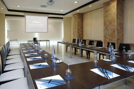 Gran Hotel Sol y Mar, Sala de alquiler Alicante (Alacant) Calpe #0