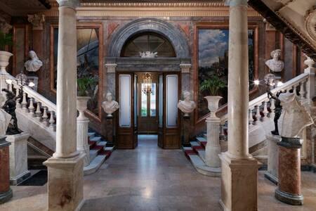 Museo Cerralbo, Sala de alquiler Madrid Moncloa-Aravaca #0