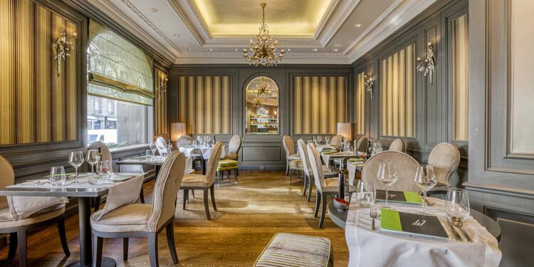 Le 47 restaurant, Restaurant Paris Elysée #0