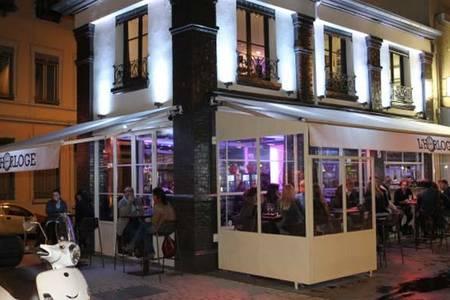 L'Horloge, Bar Lyon Lyon #0