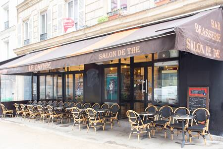 Le Danube, Bar Paris Folie-Méricourt #0
