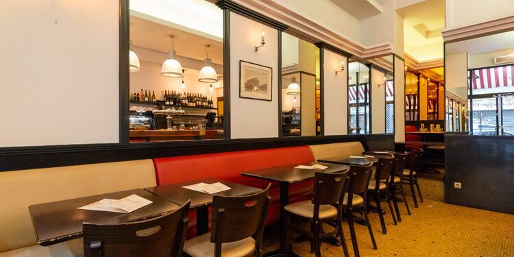 Le Select Vignon, Restaurant Paris Madeleine #0