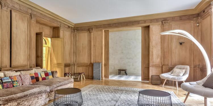 L'Hôtel du Parc, Salle de location Neuilly-sur-Seine  #0