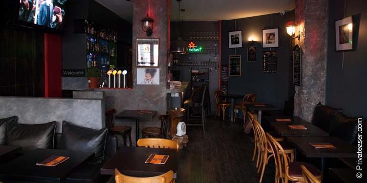 Le Mélange des Genres, Bar Paris Oberkampf #0