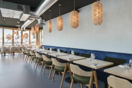 La Barge d'Issy - Restaurant, Restaurant Issy-les-Moulineaux  #0