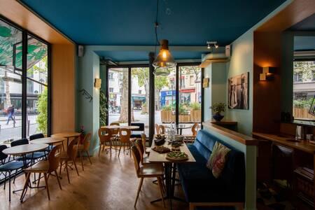 Baretto di Edgar, Restaurant Paris Sentier #0