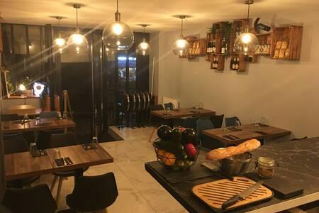 Les RDV Italiens, Salle de location Paris Rochechouart  #0