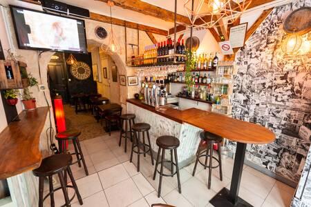 Le Petit Mont Cenis, Bar Paris Clignancourt #0