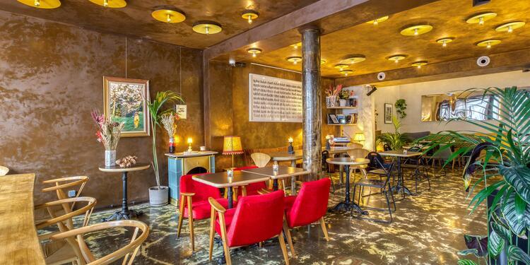 Hôtel La Nouvelle République (privatisation complète), Salle de location Paris Folie-Méricourt #0