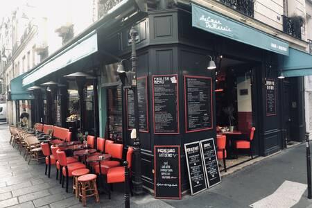 Au Coeur du Marais, Bar Paris Le Marais #0