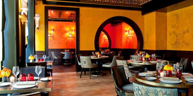 Buddha-bar Hotel Paris  : le Vraymonde Restaurant, Restaurant Paris Concorde #0