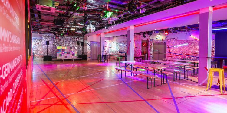 La Grande Surface : Espace Néons, Salle de location Paris Opéra  #0