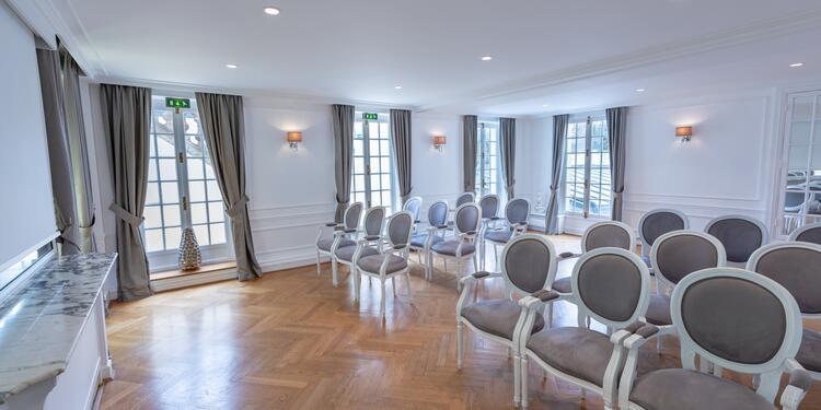 Les Salons Maillot : Bagatelle, St Cloud et Rotonde, Salle de location Paris Bois de Boulogne #0