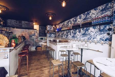 La Abuela, Bar Paris Pigalle #0