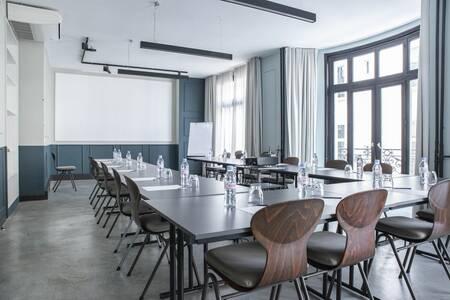 Hôtel Bachaumont : Salle Montmartre, Salle de location Paris Sentier #0