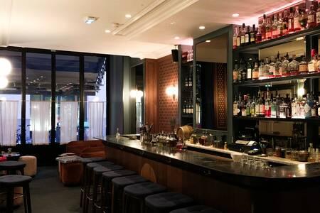 Hôtel Bachaumont : bar, Bar Paris Sentier #0