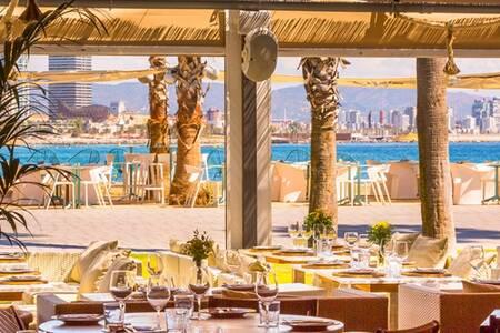 Mamarosa Beach, Restaurante Barcelona La Barceloneta #0