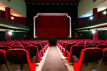 Teatro Amaya, Sala de alquiler Madrid Chamberí #0