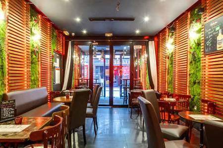 Code Bar, Bar Paris Bastille #0