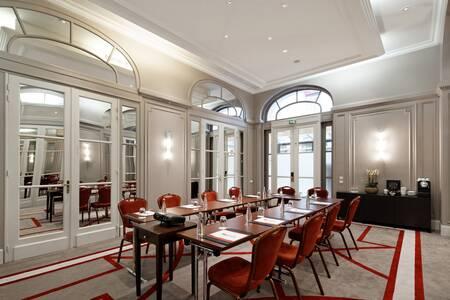 L'Hôtel California : San Francisco I, Salle de location Paris Faubourg-du-Roule #0