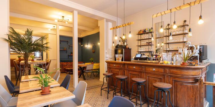Le Bruit Qui Court, Bar Paris Grandes carrières #0
