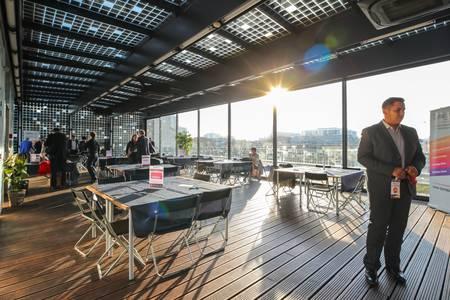 Le rooftop BT Coworking, Salle de location Paris Plaisance #0
