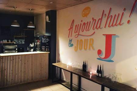 Au Jour J, Bar Paris Oberkampf #0