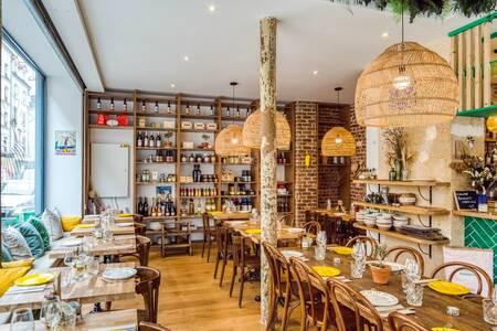Onze à Table, Restaurant Paris Folie-Méricourt #0