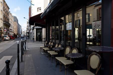 L'Elisa Café, Bar Clichy  #0