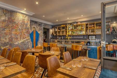 Calibré, Restaurant Paris Canal Saint Martin #0