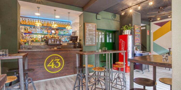 Domi, Bar Madrid La Latina #0