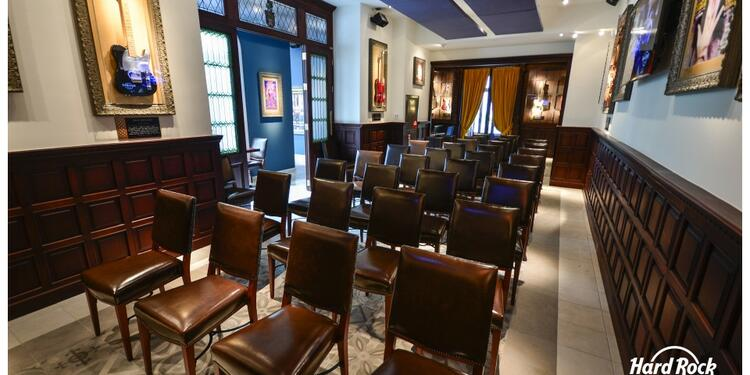 Hard Rock Café Sevilla, Sala de alquiler Sevilla Centro #0