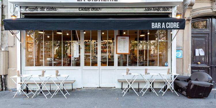 La Cidrerie, Bar Paris Canal Saint Martin #0
