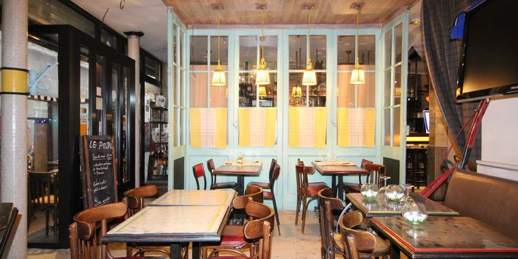 Bistrot le 18 (ex Le postal), Bar Paris Clignancourt #0