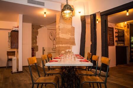 Les Pinces - Marais, Restaurant Paris Marais #0