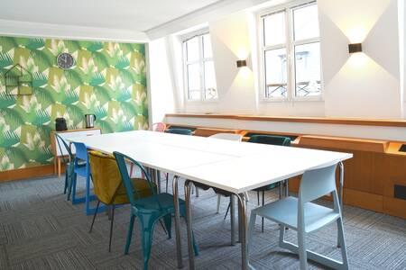 Deskéo Saint Honoré : Salle 402, Salle de location Paris Madeleine #0